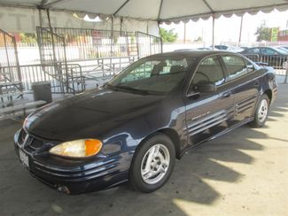 2001 Pontiac Grand Am SE Gardena, California