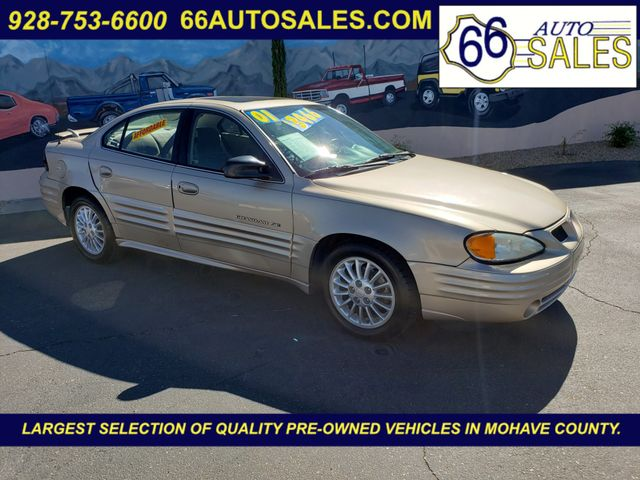 2001 Pontiac Grand Am SE1