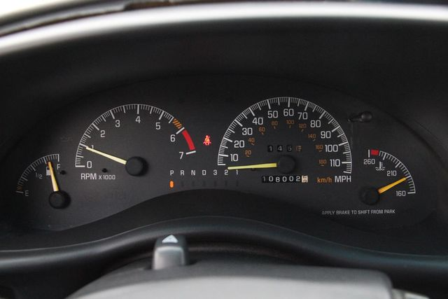 2001 Pontiac Grand Prix GT Santa Clarita, CA 4