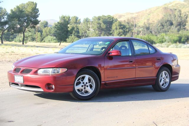 2001 Pontiac Grand Prix GT Santa Clarita, CA 1