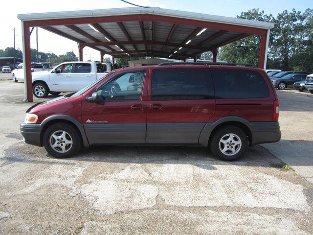 2001 Pontiac Montana w/1SH Pkg Houston, Mississippi 2