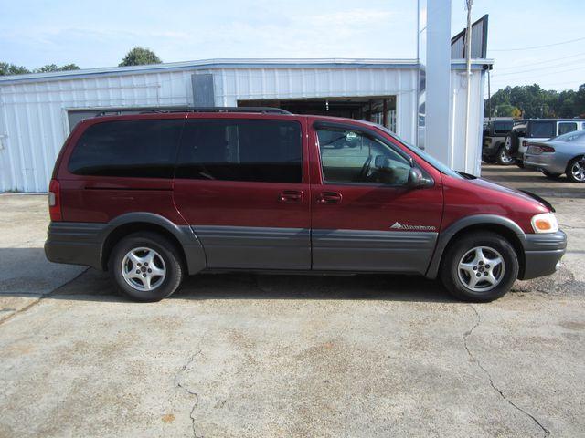2001 Pontiac Montana w/1SH Pkg Houston, Mississippi 3