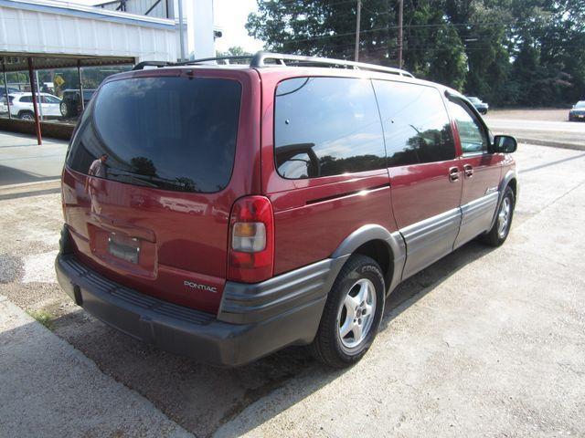 2001 Pontiac Montana w/1SH Pkg Houston, Mississippi 4