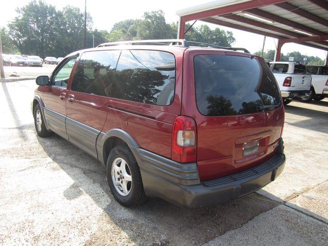 2001 Pontiac Montana w/1SH Pkg Houston, Mississippi 5