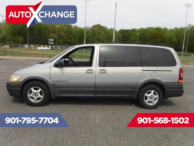 2001 Pontiac Montana Van