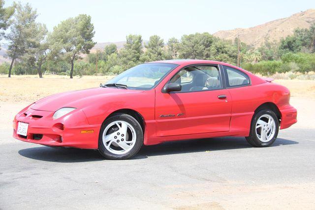 2001 Pontiac Sunfire GT Santa Clarita, CA 1