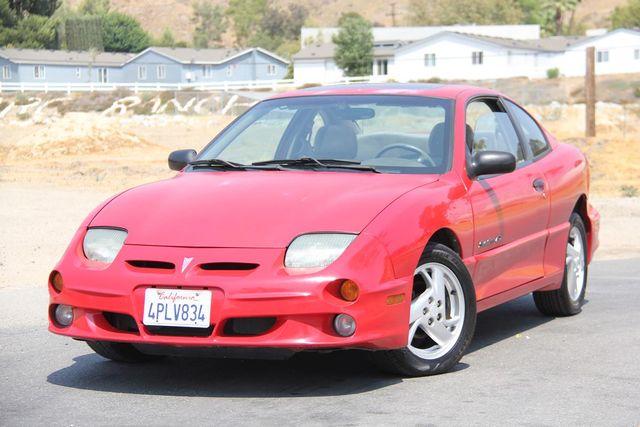 2001 Pontiac Sunfire GT Santa Clarita, CA 4
