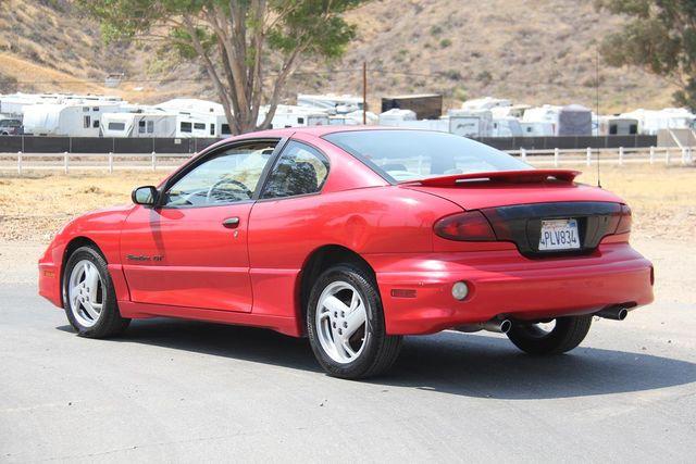 2001 Pontiac Sunfire GT Santa Clarita, CA 5