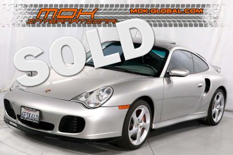 2001 Porsche 911  Turbo - Carbon interior pkg in Los Angeles