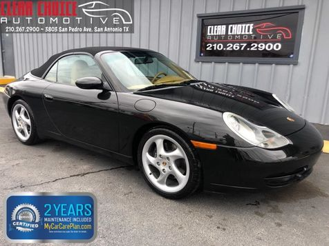 2001 Porsche 911 Carrera 2   in San Antonio, TX