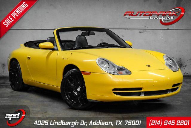 2001 Porsche 911 Carrera w/ Upgrades