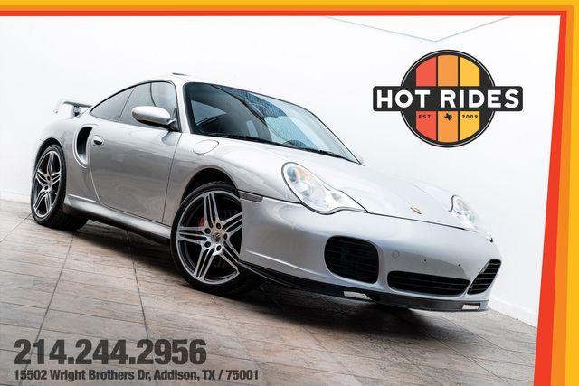 2001 Porsche 911 Carrera Turbo in Addison, TX 75001