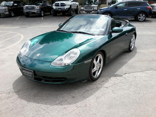 2001 Porsche 911 Carrera Convertible Boerne, Texas 5