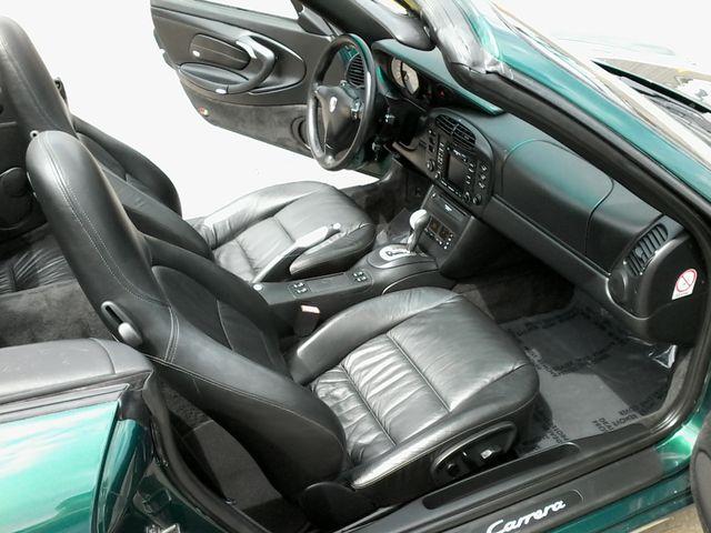 2001 Porsche 911 Carrera Convertible Boerne, Texas 13