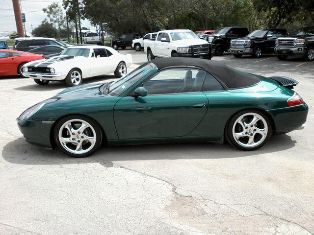 2001 Porsche 911 Carrera Convertible Boerne, Texas 1