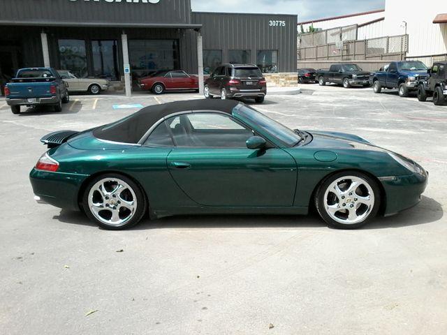 2001 Porsche 911 Carrera Convertible Boerne, Texas 3