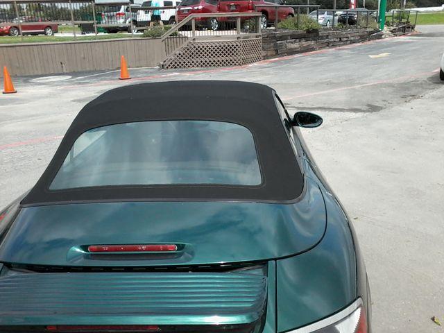 2001 Porsche 911 Carrera Convertible Boerne, Texas 10
