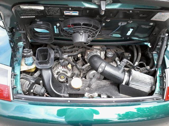 2001 Porsche 911 Carrera Convertible Boerne, Texas 30