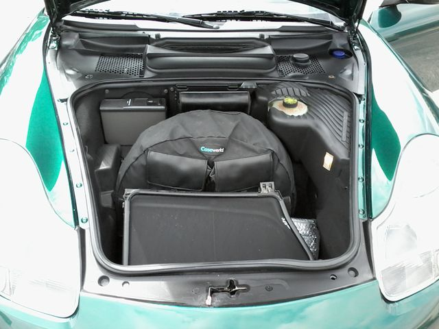 2001 Porsche 911 Carrera Convertible Boerne, Texas 29