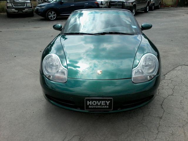 2001 Porsche 911 Carrera Convertible Boerne, Texas 2