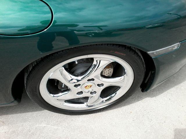 2001 Porsche 911 Carrera Convertible Boerne, Texas 28