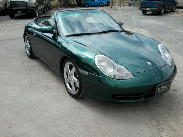2001 Porsche 911 Carrera Convertible Boerne, Texas 6