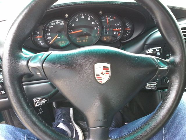 2001 Porsche 911 Carrera Convertible Boerne, Texas 18