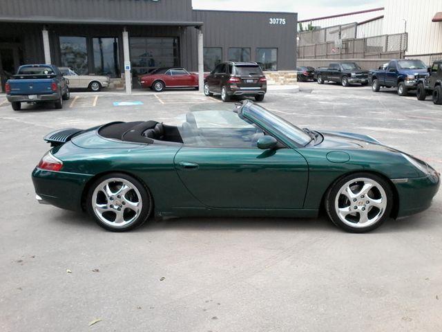 2001 Porsche 911 Carrera Convertible Boerne, Texas 4