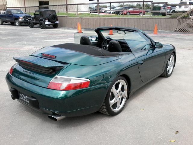 2001 Porsche 911 Carrera Convertible Boerne, Texas 7