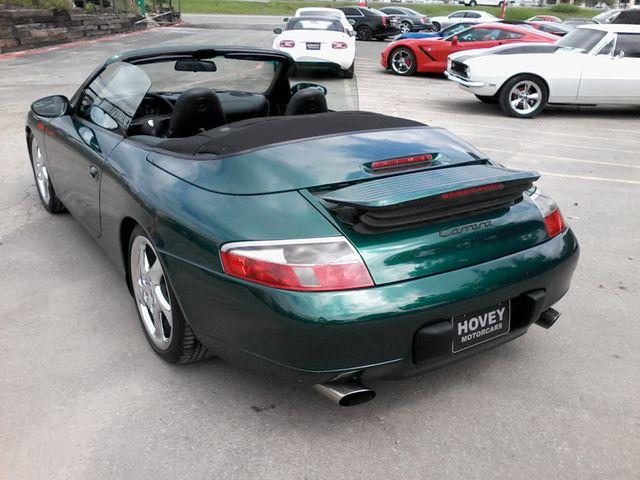 2001 Porsche 911 Carrera Convertible Boerne, Texas 9