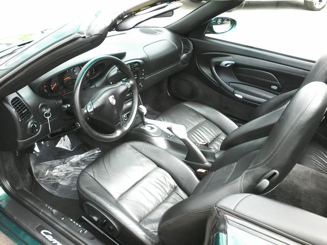 2001 Porsche 911 Carrera Convertible Boerne, Texas 11