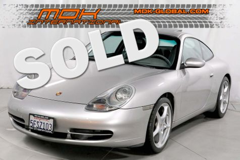 2001 Porsche 911 Carrera - Manual - Technic pkg - Service records in Los Angeles