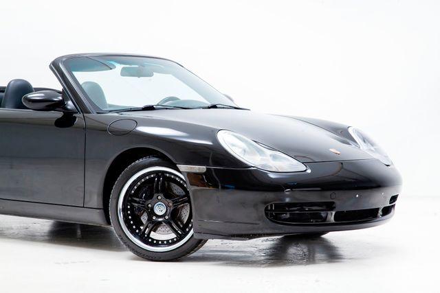 2001 Porsche 911 Carrera Cabriolet in TX, 75006