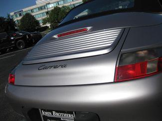 2001 Sold Porsche 911 Carrera Convertible Conshohocken, Pennsylvania 18