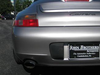 2001 Sold Porsche 911 Carrera Convertible Conshohocken, Pennsylvania 32
