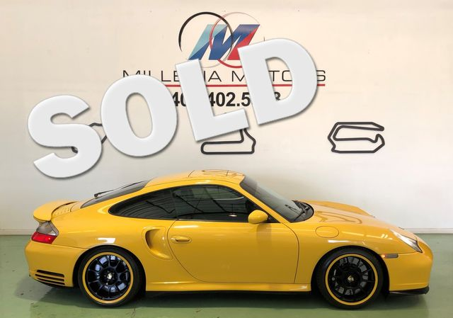 2001 Porsche 911 Carrera TURBO Longwood, FL