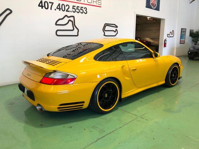 2001 Porsche 911 Carrera TURBO Longwood, FL 11
