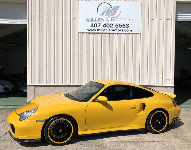 2001 Porsche 911 Carrera TURBO Longwood, FL 47