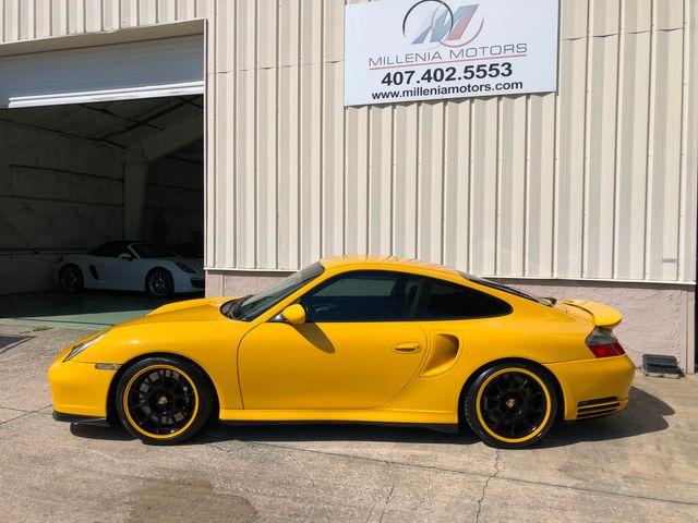 2001 Porsche 911 Carrera TURBO Longwood, FL 48