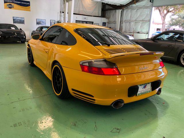 2001 Porsche 911 Carrera TURBO Longwood, FL 7