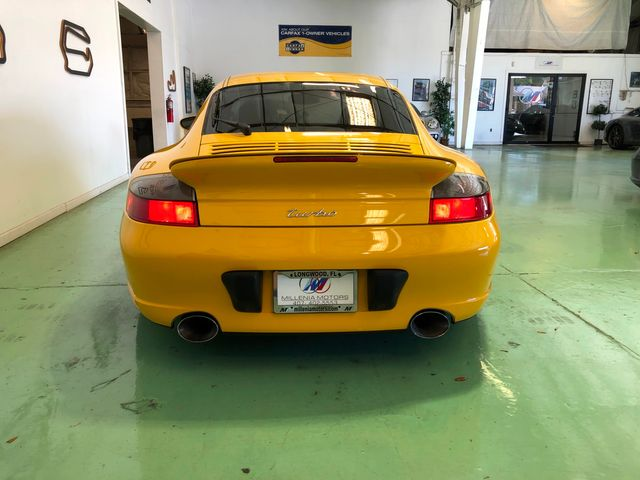 2001 Porsche 911 Carrera TURBO Longwood, FL 9
