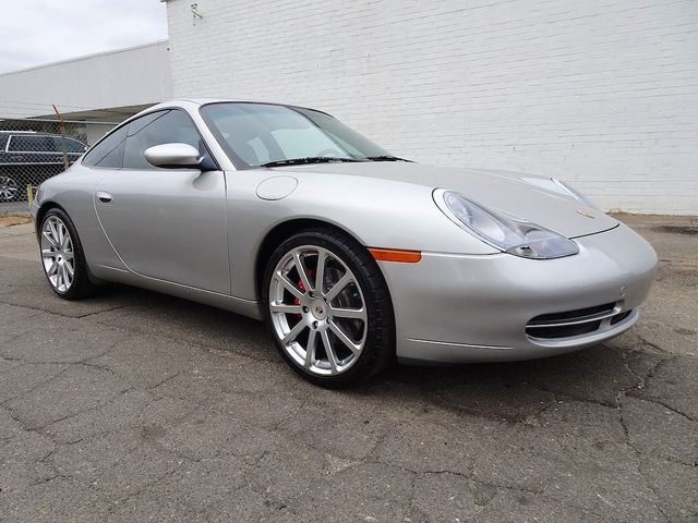 2001 Porsche 911 Carrera Carrera 4 Madison, NC 0