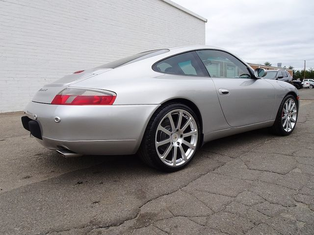 2001 Porsche 911 Carrera Carrera 4 Madison, NC 2