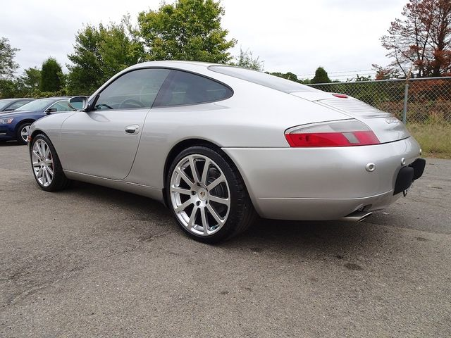 2001 Porsche 911 Carrera Carrera 4 Madison, NC 4