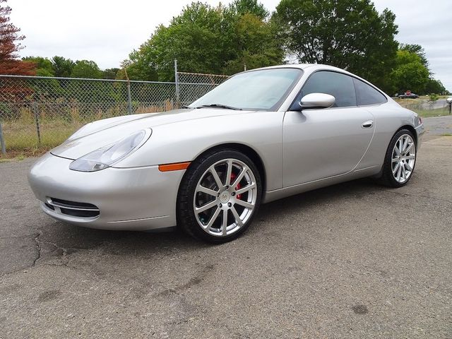 2001 Porsche 911 Carrera Carrera 4 Madison, NC 6