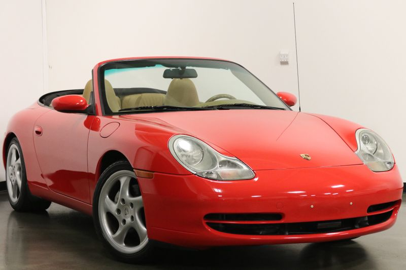 2001 Porsche 911 Carrera   city NC  The Group NC  in Mansfield, NC