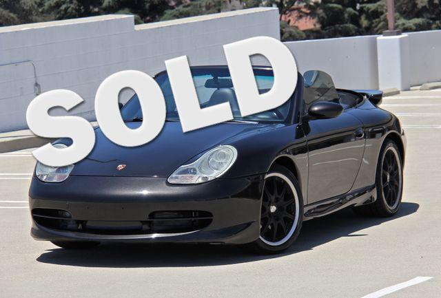 2001 Porsche 911 Carrera Reseda, CA 0