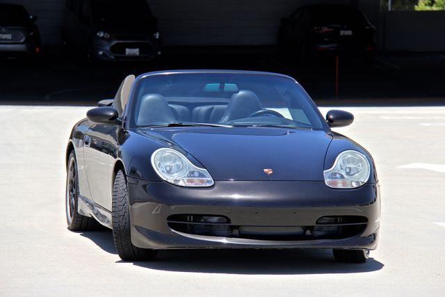 2001 Porsche 911 Carrera Reseda, CA 4