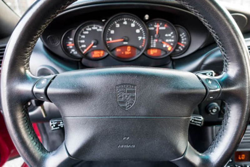 2001 Porsche 911 Carrera    Texas  EURO 2 MOTORS  in , Texas