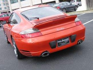 2001 Sold Porsche 911 Carrera Turbo Conshohocken, Pennsylvania 9
